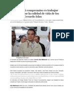 03.08.16 Mi Compromiso Es Trabajar Para Mejorar La Calidad de Vida de Los Poblanos- Gerardo Islas