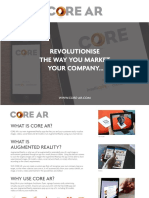Core AR Info