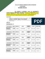 2013 Informe Técnico Balistico