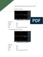 Lampiran 4-Data Percobaan Dengan Oscilloscope