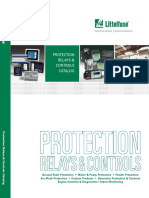 Littelfuse Protection Relay Controls Catalog May2012