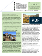 Dec 2006 Mendocino Land Trust Newsletter