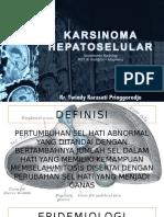 Presentasi Kasus - Karsinoma Hepatoselular