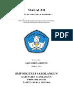 Koper MAkalah Bahasa Indonesia