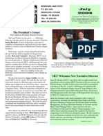 Jul 2004 Mendocino Land Trust Newsletter
