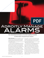 Adroitly Manage Alarms
