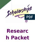 scholarshippacket