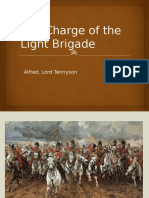 6. the Charge of the Light Brigade PP