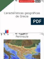 Caracteristicas Geograficas de Grecia