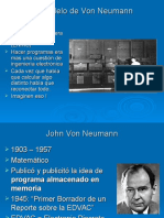 Modelo Von Neuman