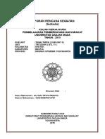 Contoh LRK KKN PPM UGM