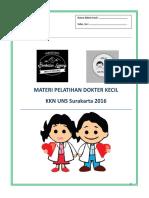 booklet materi dokter kecil - kkn uns sembalun.pdf