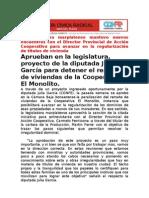 La legisladora marplatense mantuvo nuevos encuentros con el Director Provincial de Acción Cooperativa para avanzar en la regularización de títulos de vivienda