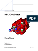 HEC-GeoDozer 10 Users Manual[1]
