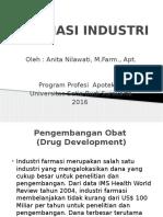 Farmasi Industri
