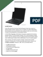 Basic Notes Laptops Repair -1