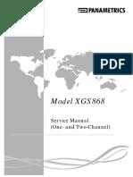 x Gs Service Manual
