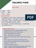 materi Metalurgi fisik