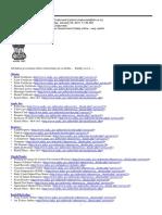 Indian Gov Online_links