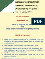 How to Prepair Ug Tier II Sar