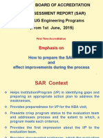 How to Prepair Ug Tier II Sar