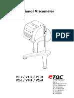 3.Rotational Viscometer VR3000