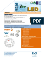 BuLED-30E-OSR LED Light Accessory