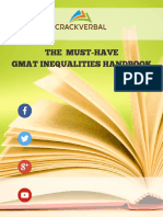 GMAT Inequalities