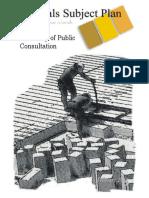 Minerals Summary of Public Consultation[1]