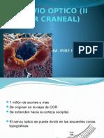 Nervio Optico (II Par Craneal)