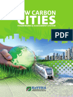 Low Carbon Cities Framework and Assessment System