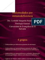 Enfermedades Por Inmunodeficiencia