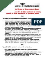 Decree of the Fuehrer