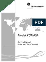 x Gm Service Manual