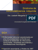 Sindrome de Inmunodeficiencia Adquirida