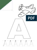 pointiller alphabet