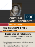 Cultural Anthropology 5