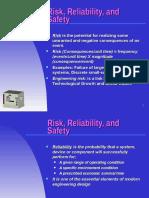 1. Risk Reliability