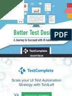 Better Test Design