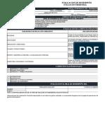 Modelo de Evaluacion Mensual Gerencia Técnica Mtto