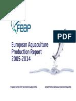 European Aquaculture Production Report 2005-2014