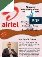 Bharti Airtel Technical Analysis Project Final