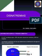 Disnatremias