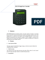 ASM-3000KM Single Door Controller