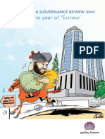 Tanzania Governance Review 2014 :The year of 'Escrow'