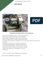 Homebuilt Solid State Ignition Module _ Dan's Workshop Blog
