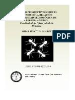 Estudio prospectivo sobre el estado de la relación Universidad Tecnológica de Pereira -Medio