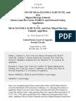In Re Application of Silvia Gianoli Aldunate, and Jose Miguel Barriga Gianoli. Maria Luisa De Castro Foden, and Edward Foden v. Silvia Gianoli Aldunate, and Jose Miguel Barriga Gianoli, 3 F.3d 54, 2d Cir. (1993)