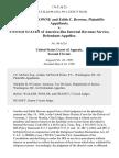 Gordon M. Browne and Edith C. Browne v. United States of America Dba Internal Revenue Service, 176 F.3d 25, 2d Cir. (1999)