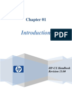 HP-UX Handbook Chapter01
